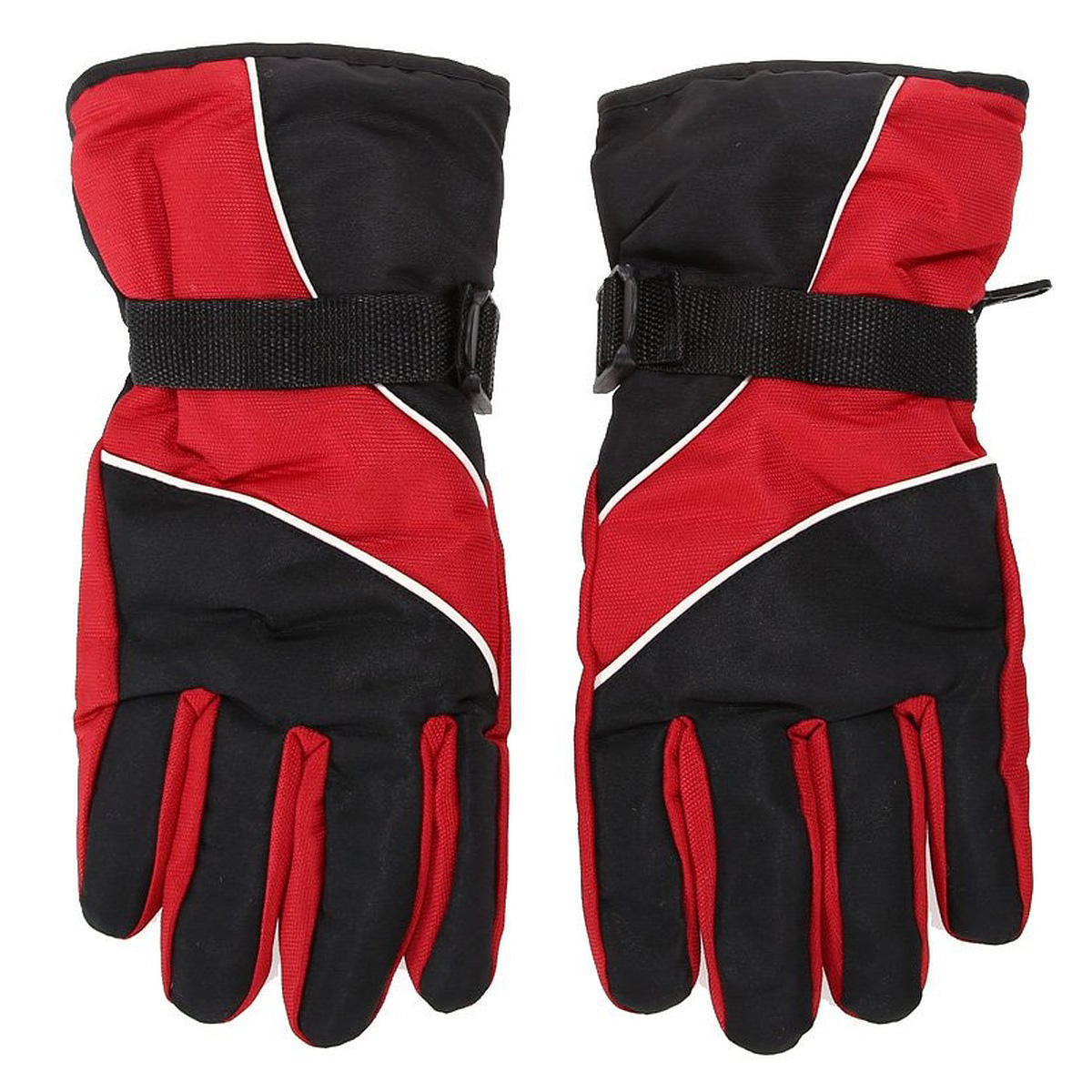 Men Ski Gloves Thermal Waterproof For Winter Outdoor