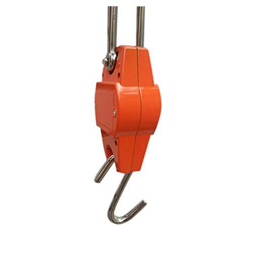 300kg600lb mini industrial crane digital hanging scale crane scale hook ed - Hanging Scale