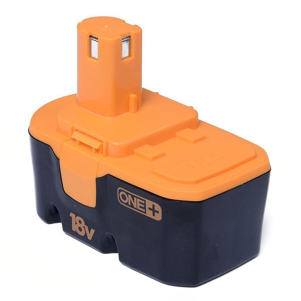 18v 2 0ah replacement battery for ryobi 130224028. Black Bedroom Furniture Sets. Home Design Ideas
