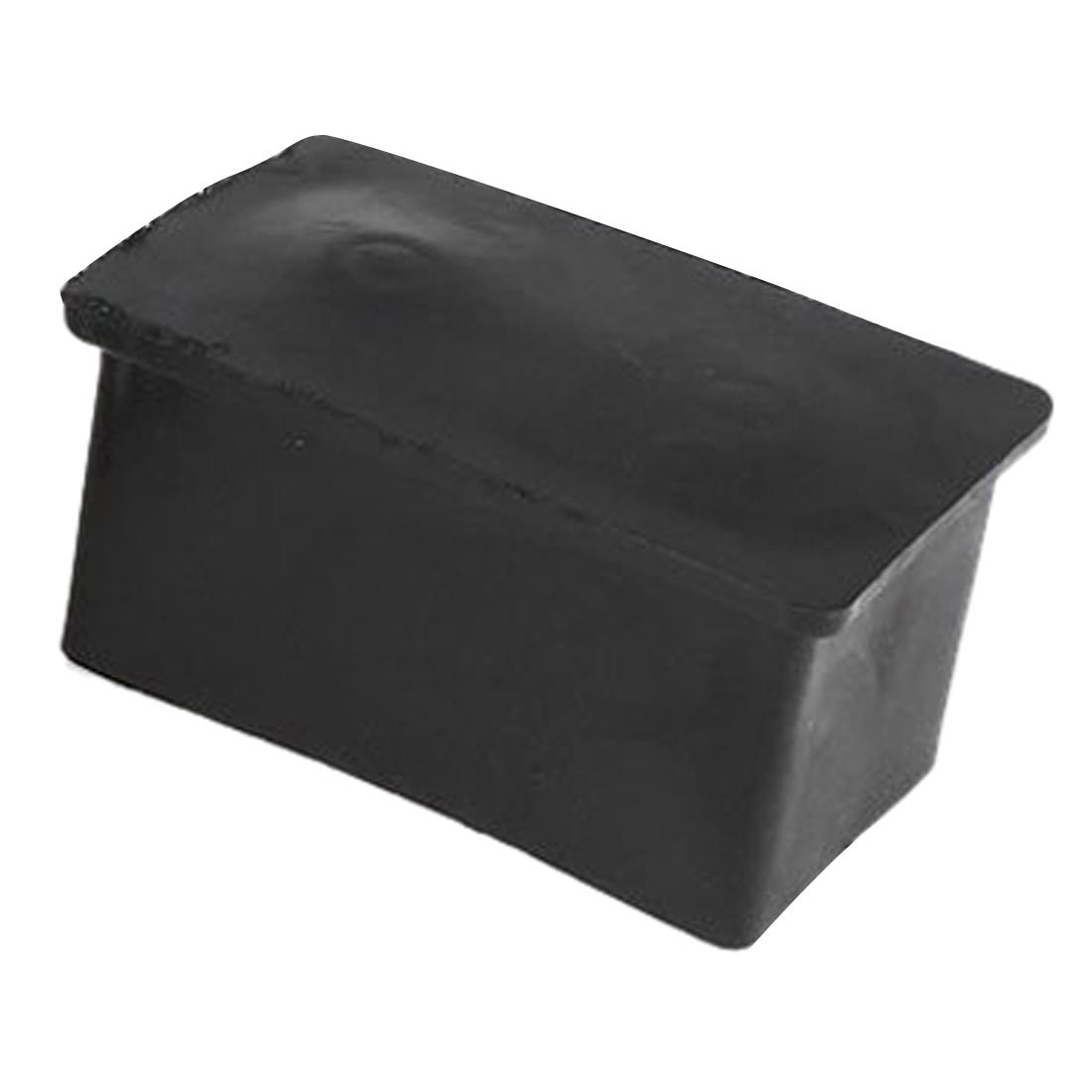 Rubber Chair Table Foot Cover Furniture Leg Protectors 25x50mm 10 Pcs Bt Ebay
