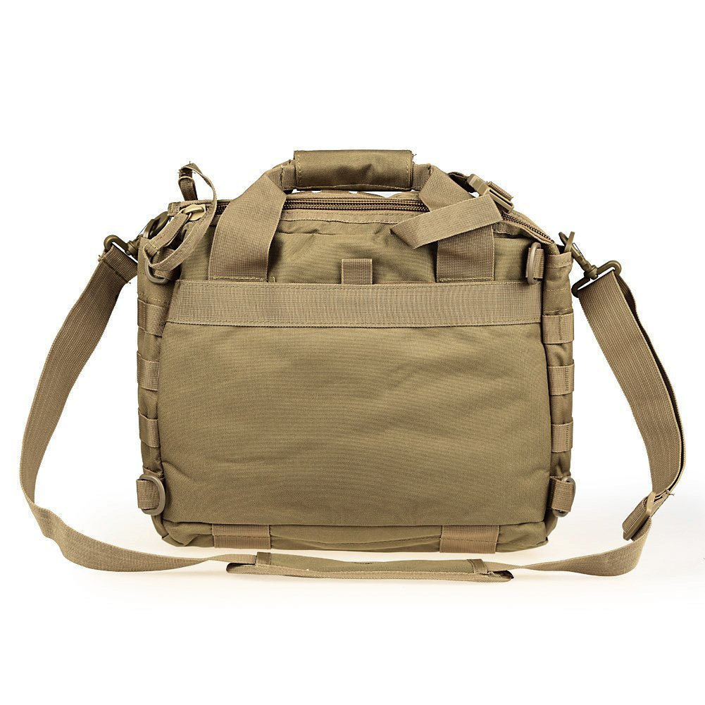 men military tactical outdoor nylon shoulder messenger bag