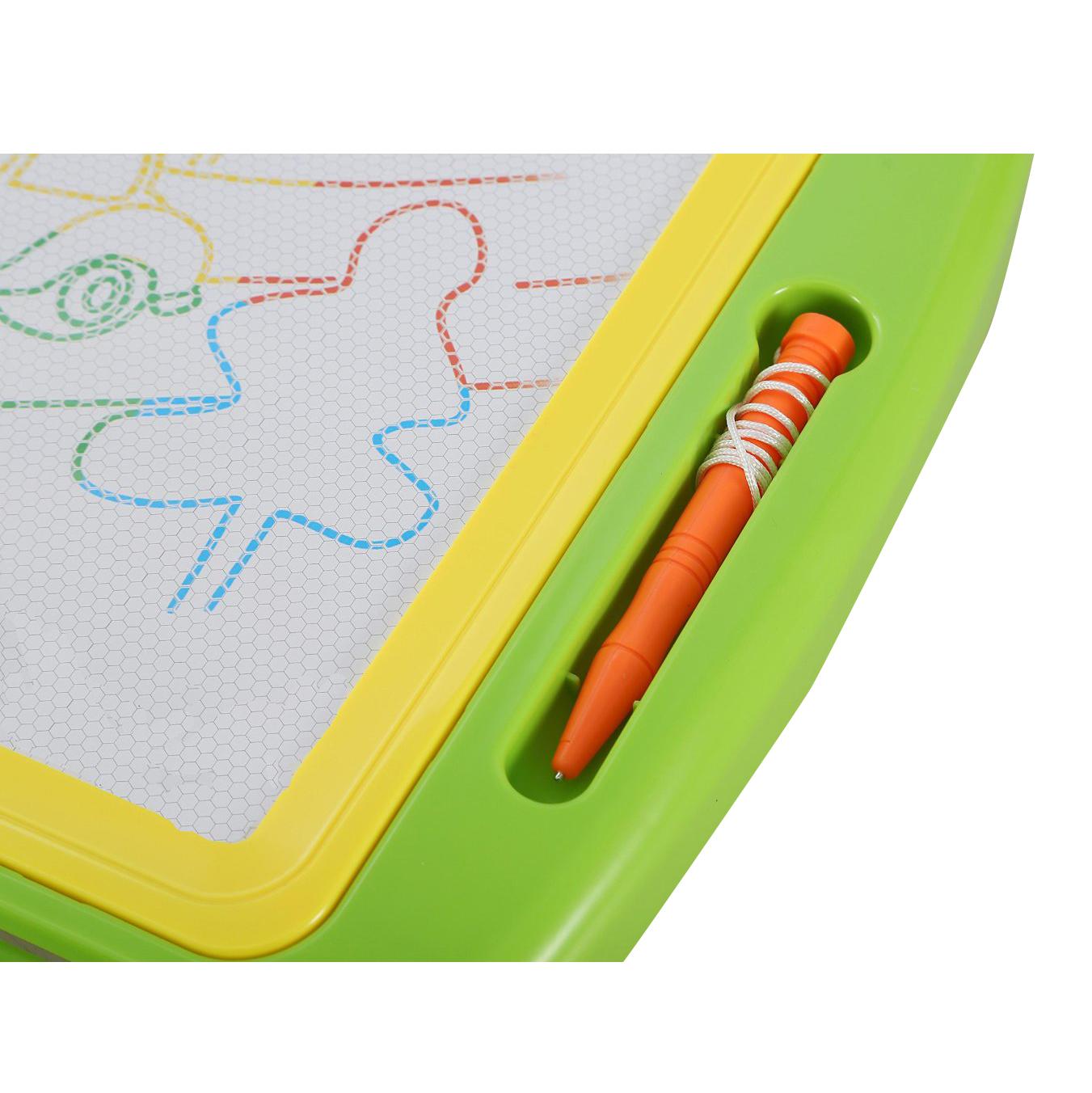 magnetic drawing board large size doodle sketch kids educational toys sn. Black Bedroom Furniture Sets. Home Design Ideas
