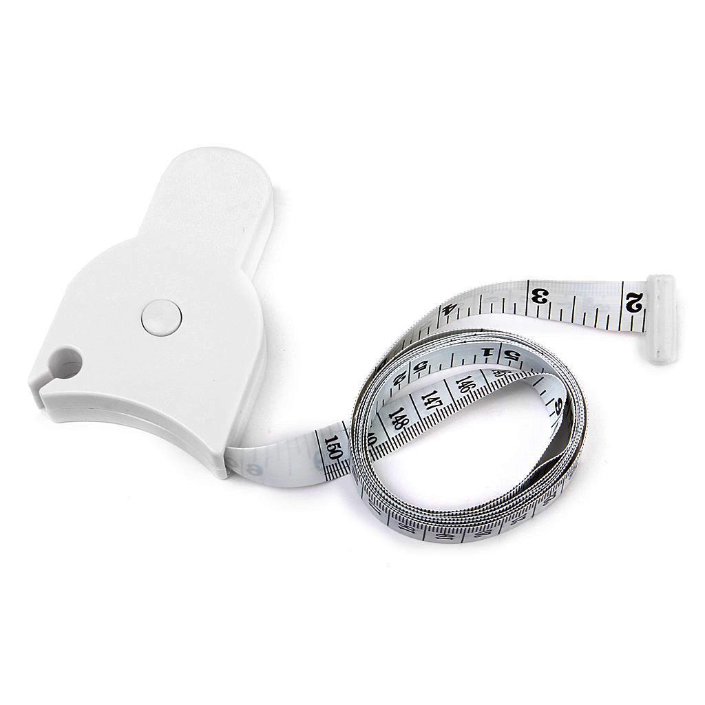 body tape measure for measuring waist diet weight loss fitness health j5p9 ebay. Black Bedroom Furniture Sets. Home Design Ideas