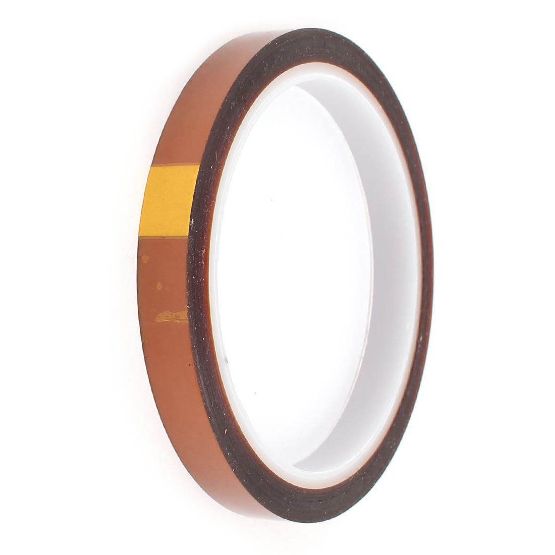 10 mm breite hitzebestaendiges hochtemperaturkleber klebeband gn a2l0 ebay. Black Bedroom Furniture Sets. Home Design Ideas