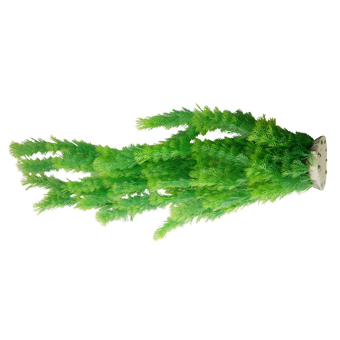 21 6 Height Green Plastic Artificial Water Plant Grass For Fish Tank 14q4 Ebay