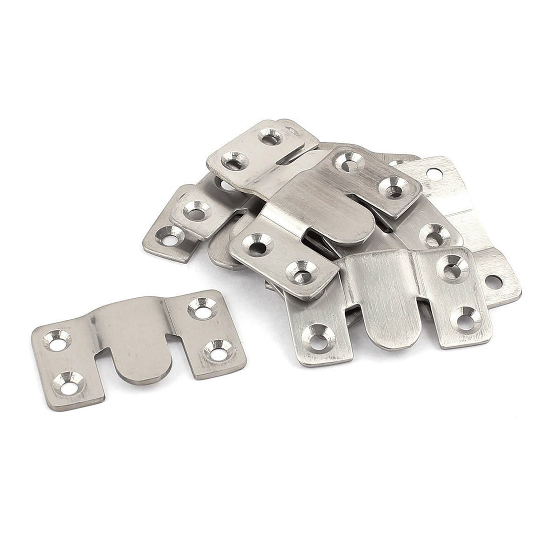 Furniture sectional interlock style sofa connector 10pcs for Sofa connectors