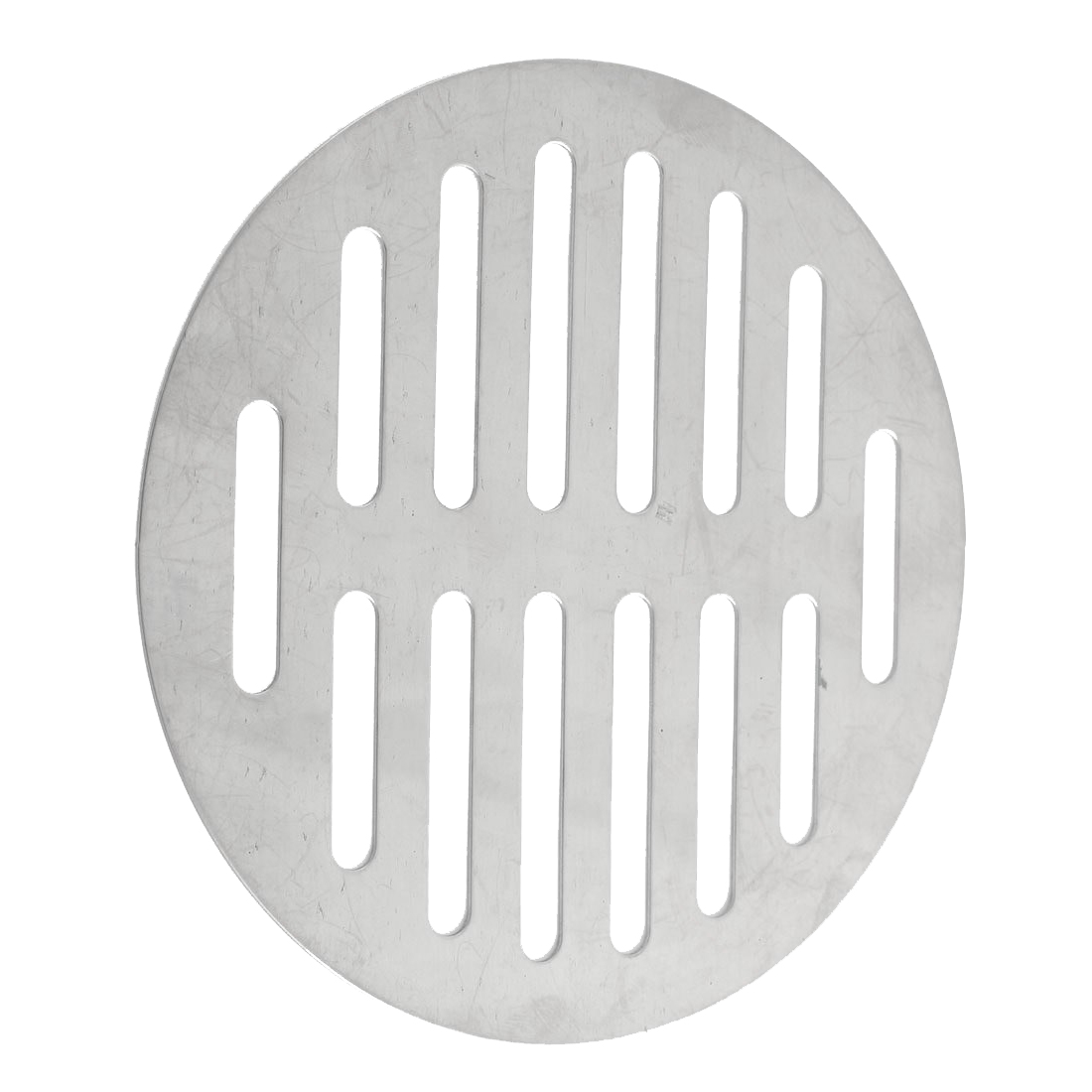 Home Bathroom Supplies Silver Tone Stainless Steel Floor Drain Cover T1