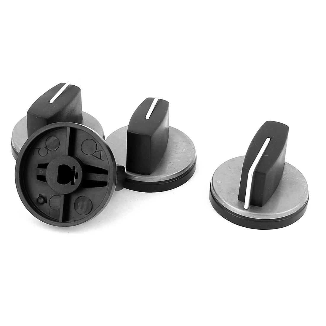 4 in 1 Embedded gas stove stove knob knob ignition cap ignition ...