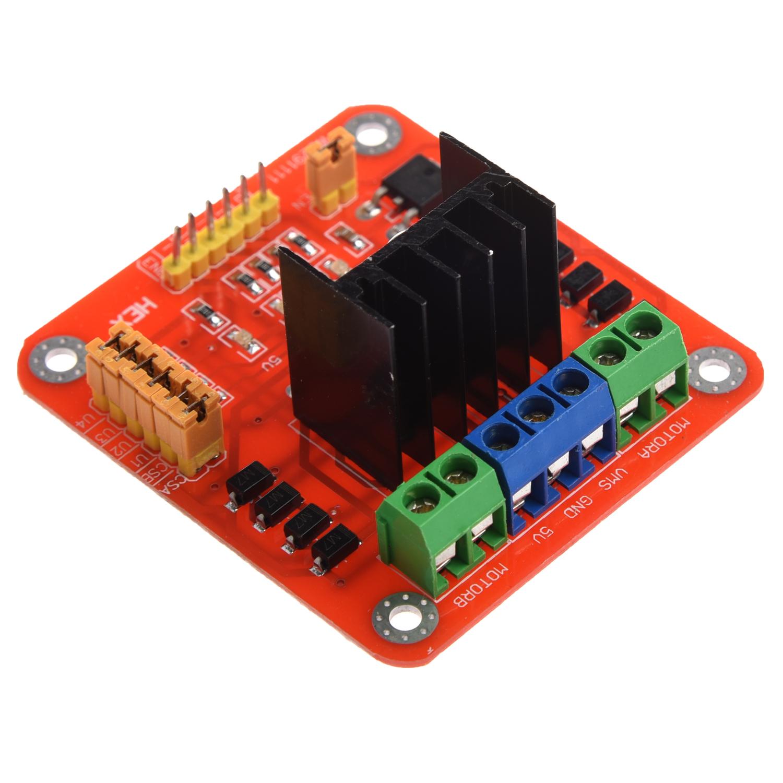 L298n Dual H Bridge Motor Driver Controller Board Module Si Ebay