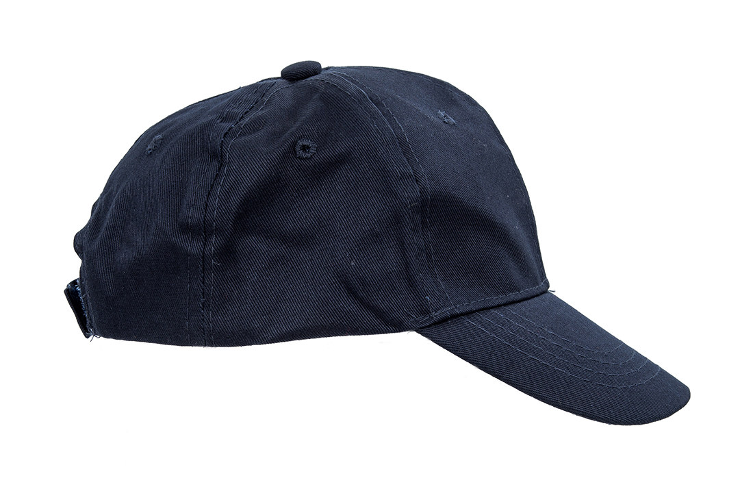 Kids Plain Baseball Cap Girls Boys Junior Childrens Hat Summer-White ... b69c5e9aa57c