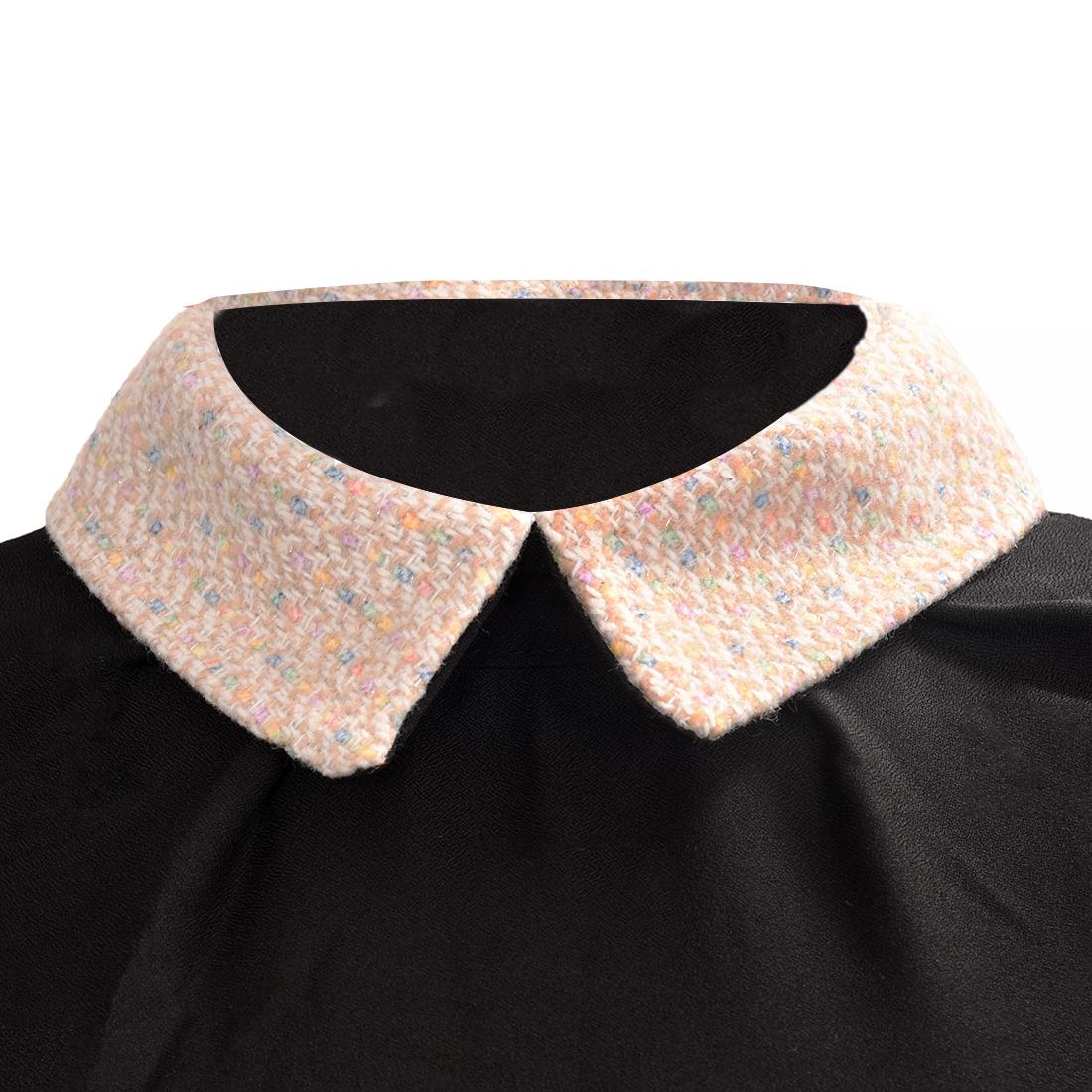 Peter Pan Collar Long Sleeve Blouse 72