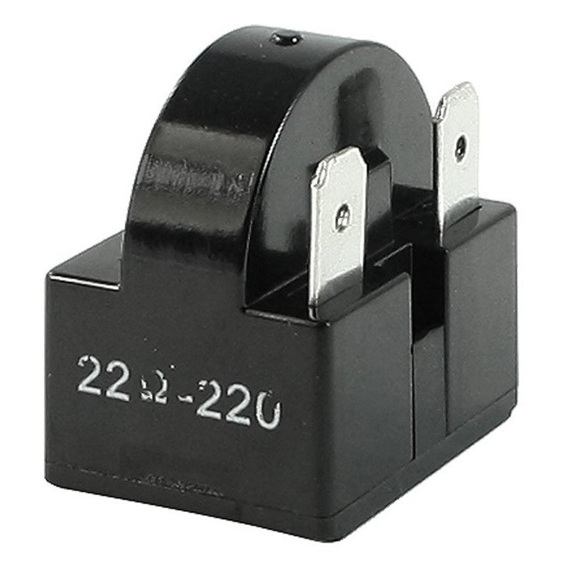 22 ohm resistance 3 pin terminals refrigerator ptc starter. Black Bedroom Furniture Sets. Home Design Ideas