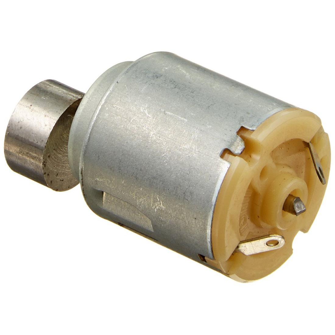 7000rpm Output Speed Dc 3v Electric Vibration Motor