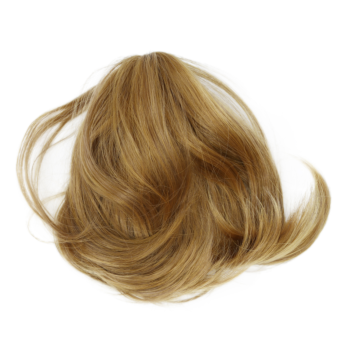 Short Ponytail Hair Extensions synthetic Hair Wavy Claw ...