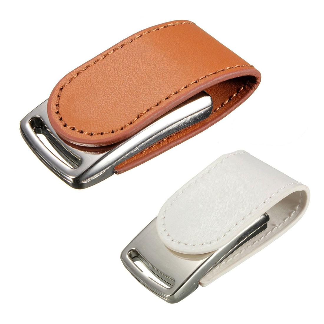 usb 2 0 memory memory stick mini leather flash drive gift. Black Bedroom Furniture Sets. Home Design Ideas