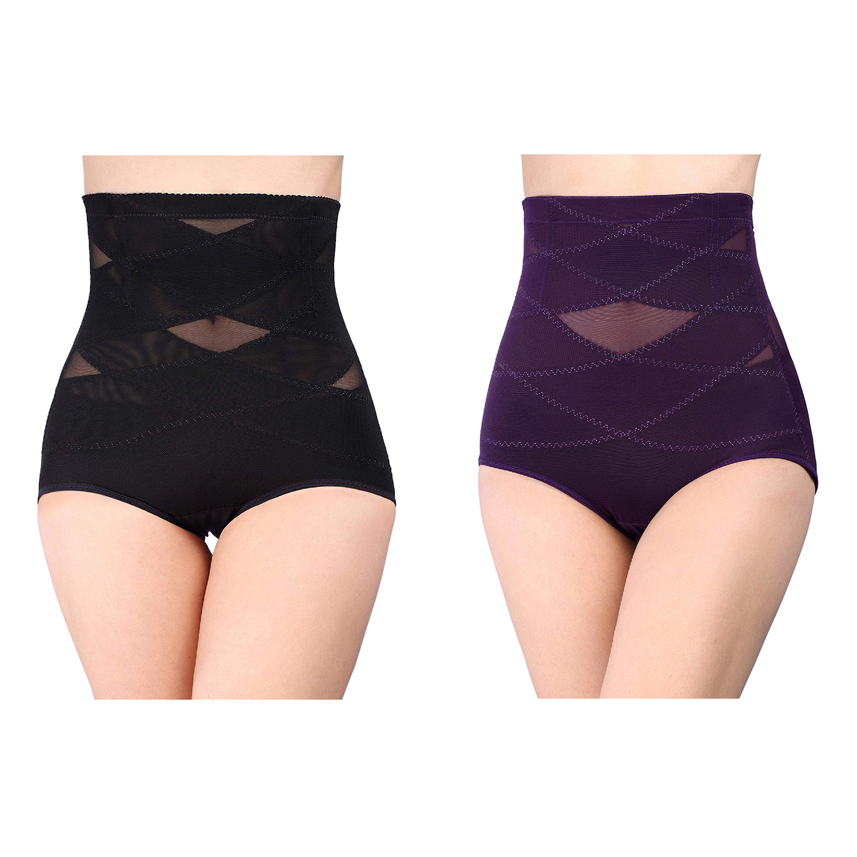 Womens Waist Tummy Girdle Belt Body Shaper Cincher ...