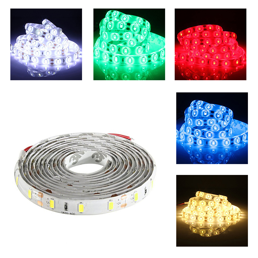 2m waterproof led light bar 120 5630 smd strip light garland image is loading 2m waterproof led light bar 120 5630 smd aloadofball Image collections