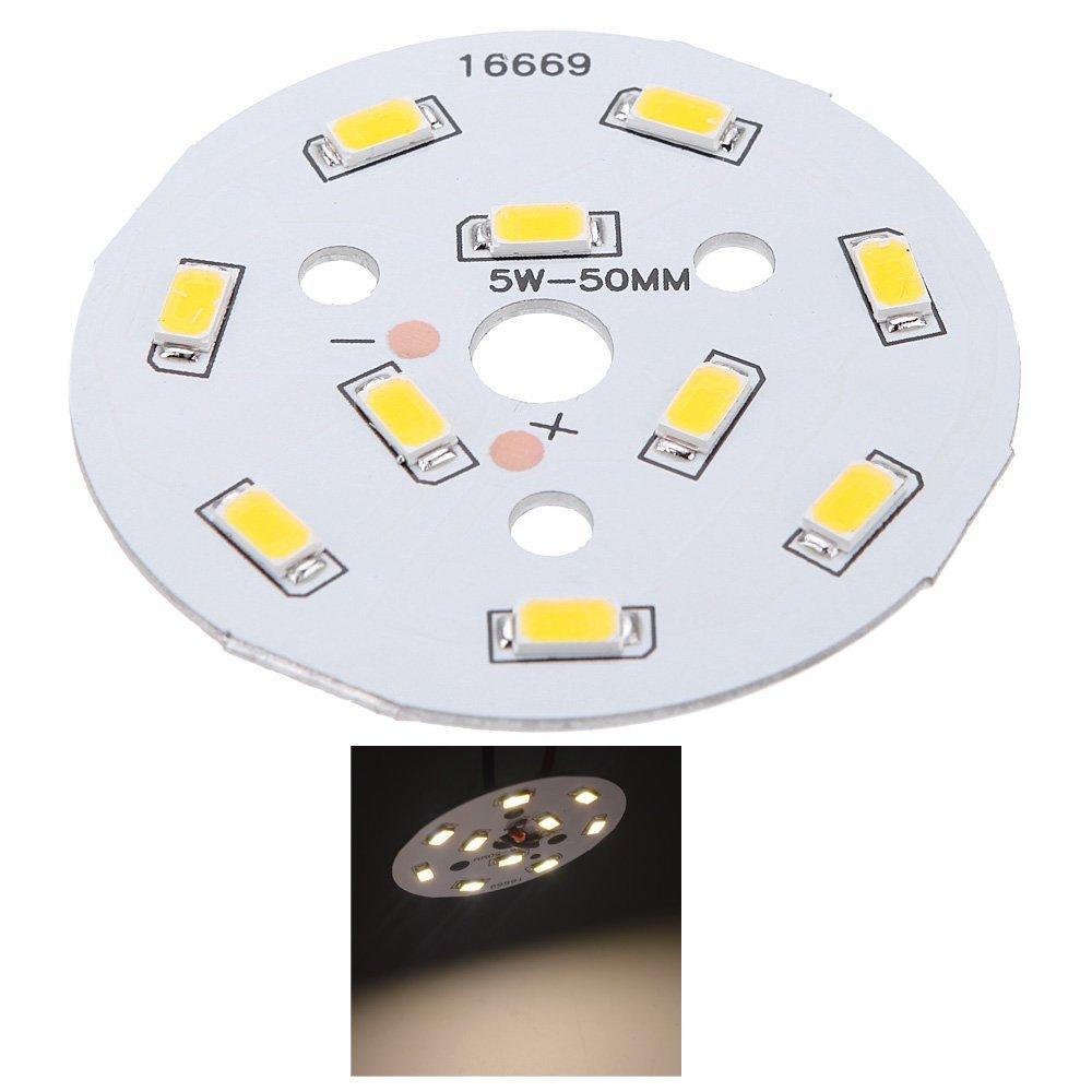 2 x 5w led licht runde 5730 smd lampe platte 10 leds superhellen led chip lic de ebay. Black Bedroom Furniture Sets. Home Design Ideas