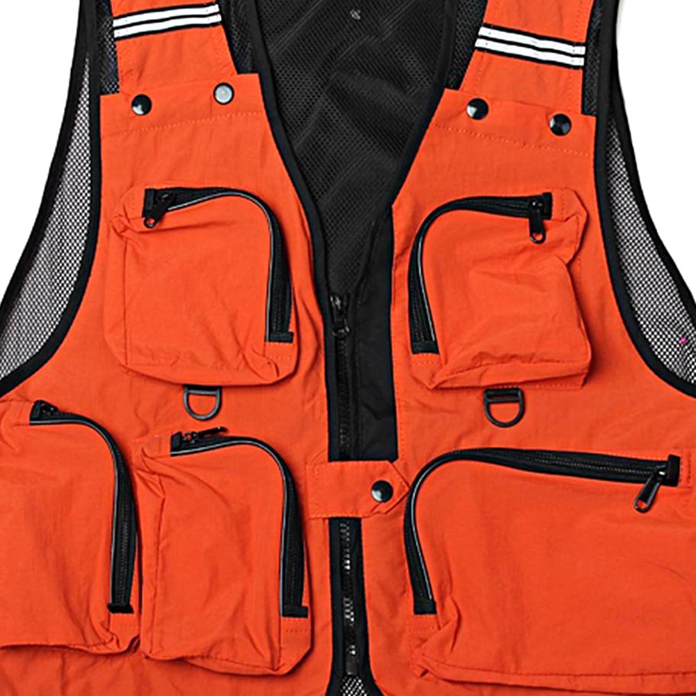 Lightweight comfortable multi pocket fishing net hunting for Lightweight fishing pants