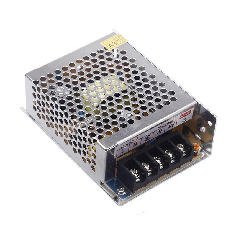 1X(AC 100V ~ 220V zu DC 5V 6A 30W Schalt leistungswandler  fuer LED Streife J6E1