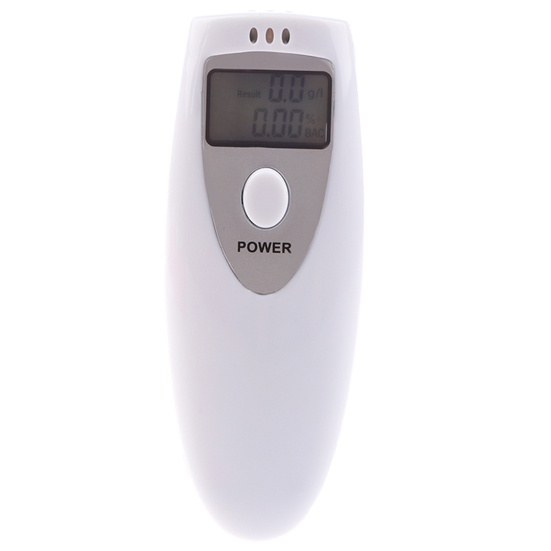Digital Alcohol Breathalyzer Breath Tester Analyzer LCD X1H7