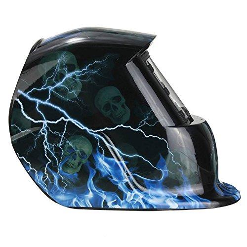 2x masque de soudure cagoule casque soudage solaire automatique utiliser p2 ebay. Black Bedroom Furniture Sets. Home Design Ideas