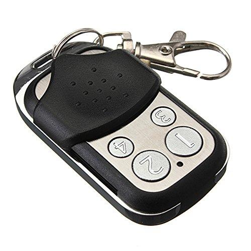 4boutons telecommande porte de garage portail alarme pour beninca novoferm m1 ebay. Black Bedroom Furniture Sets. Home Design Ideas