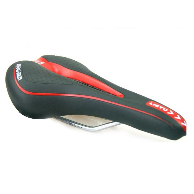 lietu mtb bike gel comfort saddle seat cushion padded. Black Bedroom Furniture Sets. Home Design Ideas