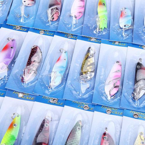 30-Pcs-1-Juego-Senuelos-Pesca-Surtidos-Cuchara-Ganchos-Metal-Cebos-Trastos-PX1C7