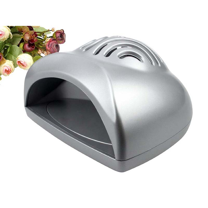 Twin Pack Portable Mini Fan Cute Size Handy Manicure Nail Dryer ...