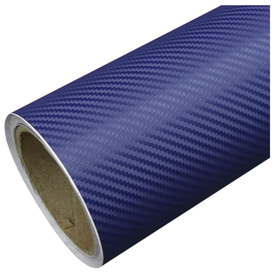 D6 30x127 3d Carbon Fiber Decal Vinyl Film Wrap Roll