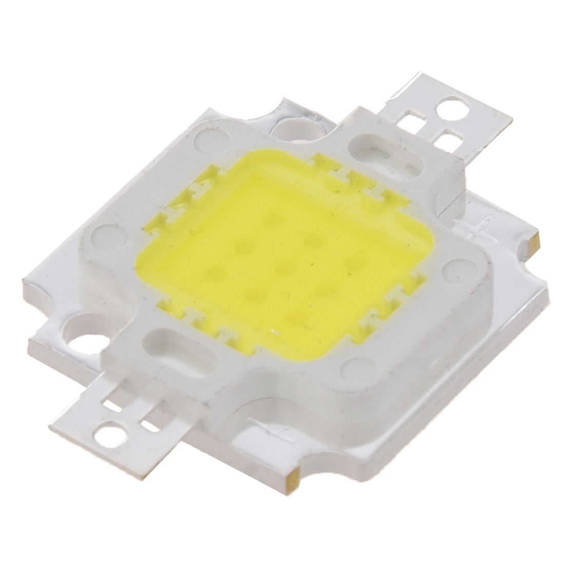 Pcs w led pure white high power lm lamp smd