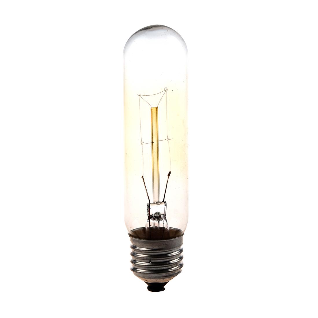 e27 40w vintage retro filament edison tungsten light bulb antique lamp led hp ebay. Black Bedroom Furniture Sets. Home Design Ideas