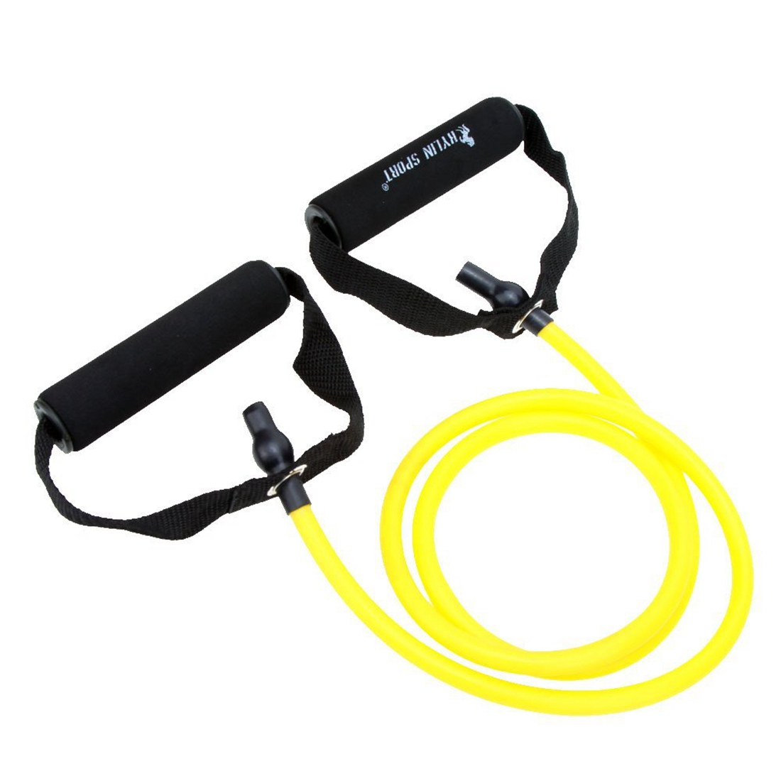 Sport Natural Rubber Latex Fitness Resistance Tube Rope