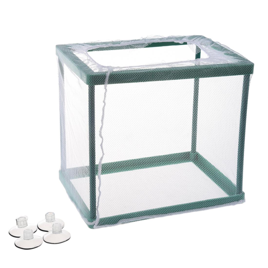 Aquarium fish tank fry net breeder breeding hatchery -