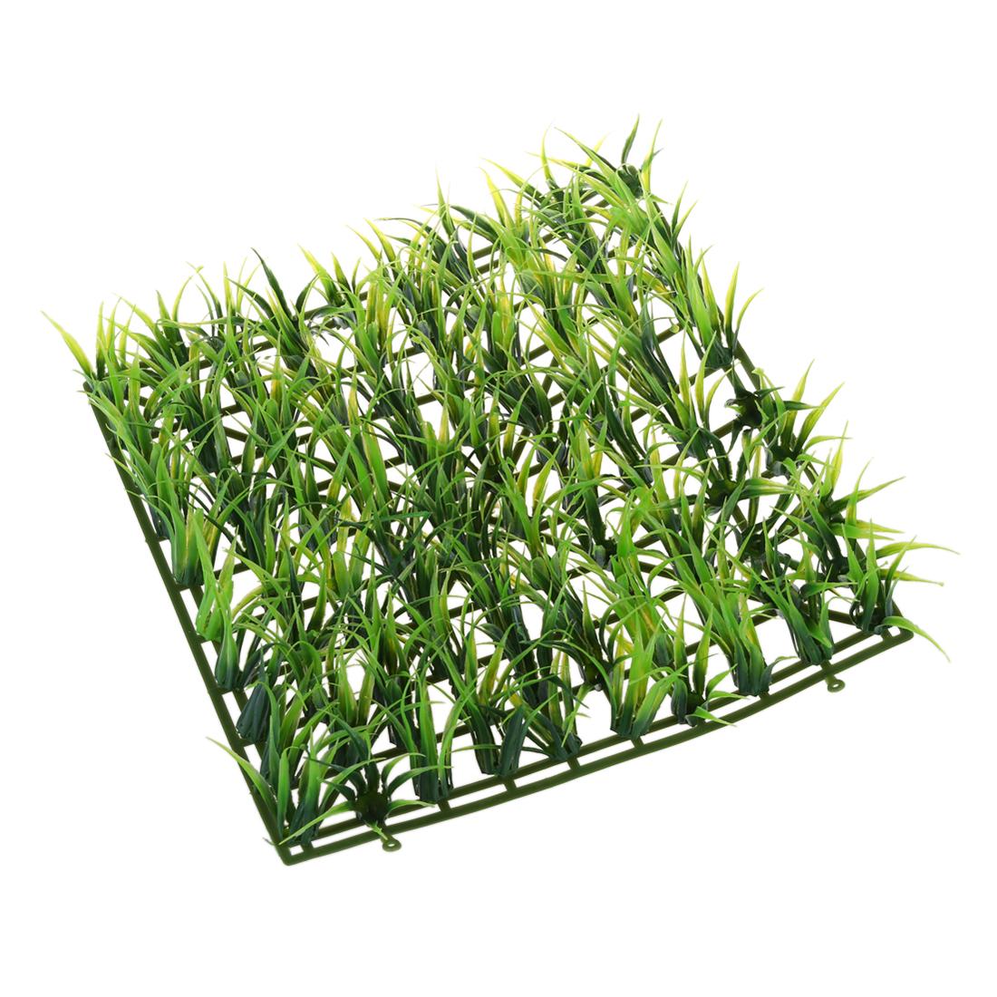 Verde-Primavera-Prato-plastica-erba-tappeto-Mat-Acquario-decorazione-T1T3