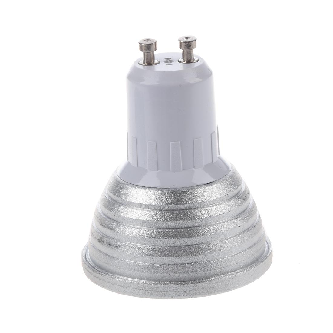 GU10 farbwechsel RGB LED Lampe Strahler, dimmbar inklusive Infrarot 24 Tasten -> Led Lampe Infrarot