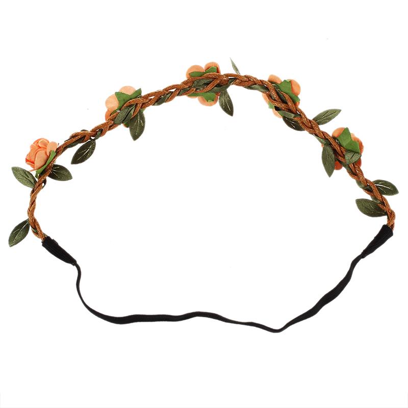 2X Dame Blumen Haarband Stirnband Festival Party Hochzeit C7Z7