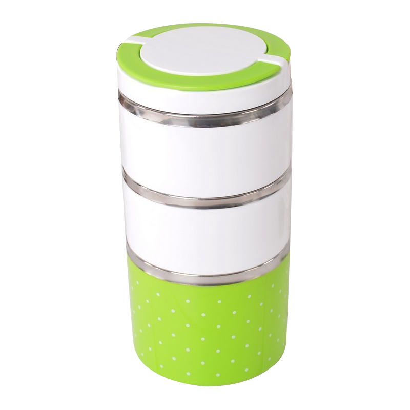 thermal bento lunch box thermos for food stainless steel insulation storage hy ebay. Black Bedroom Furniture Sets. Home Design Ideas