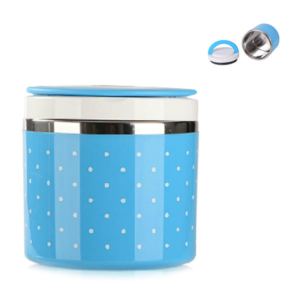 sa thermal bento lunch box thermos for food stainless steel insulation storage ebay. Black Bedroom Furniture Sets. Home Design Ideas