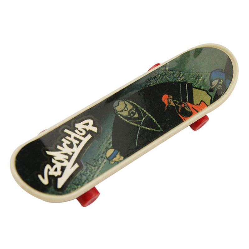 2x 4pcs finger board tech deck truck mini skateboard toy boy kids childre s8 ebay - Tech deck finger skateboards ...