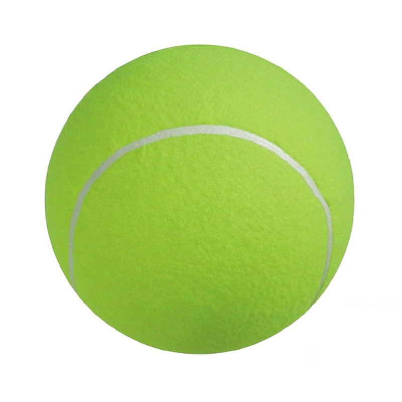 8X(Giant Tennis Ball for Sports Pet Toys 9.5 inch S8C5)