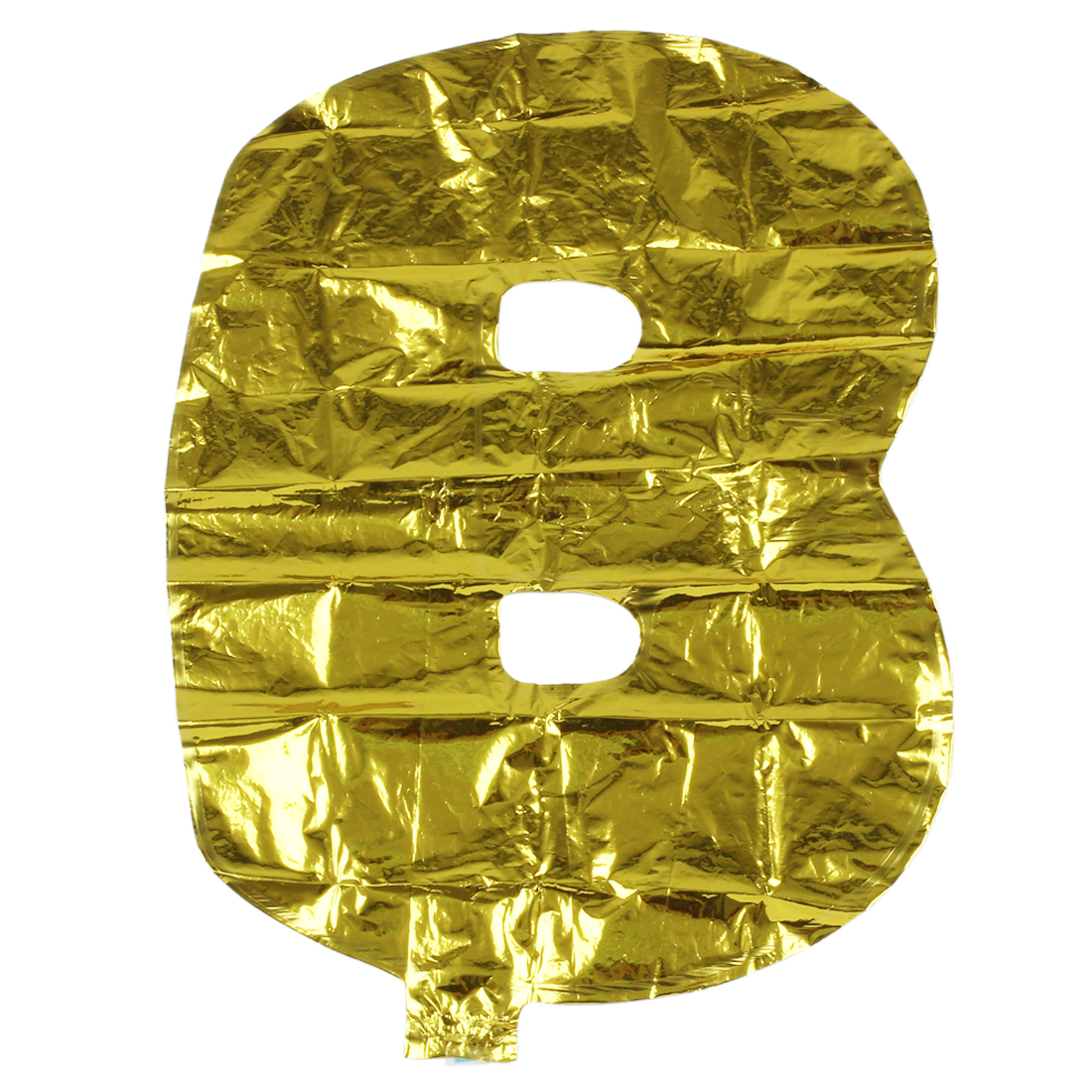 Festival decoration mylar foil balloon large letter kgold for Large foil letter balloons