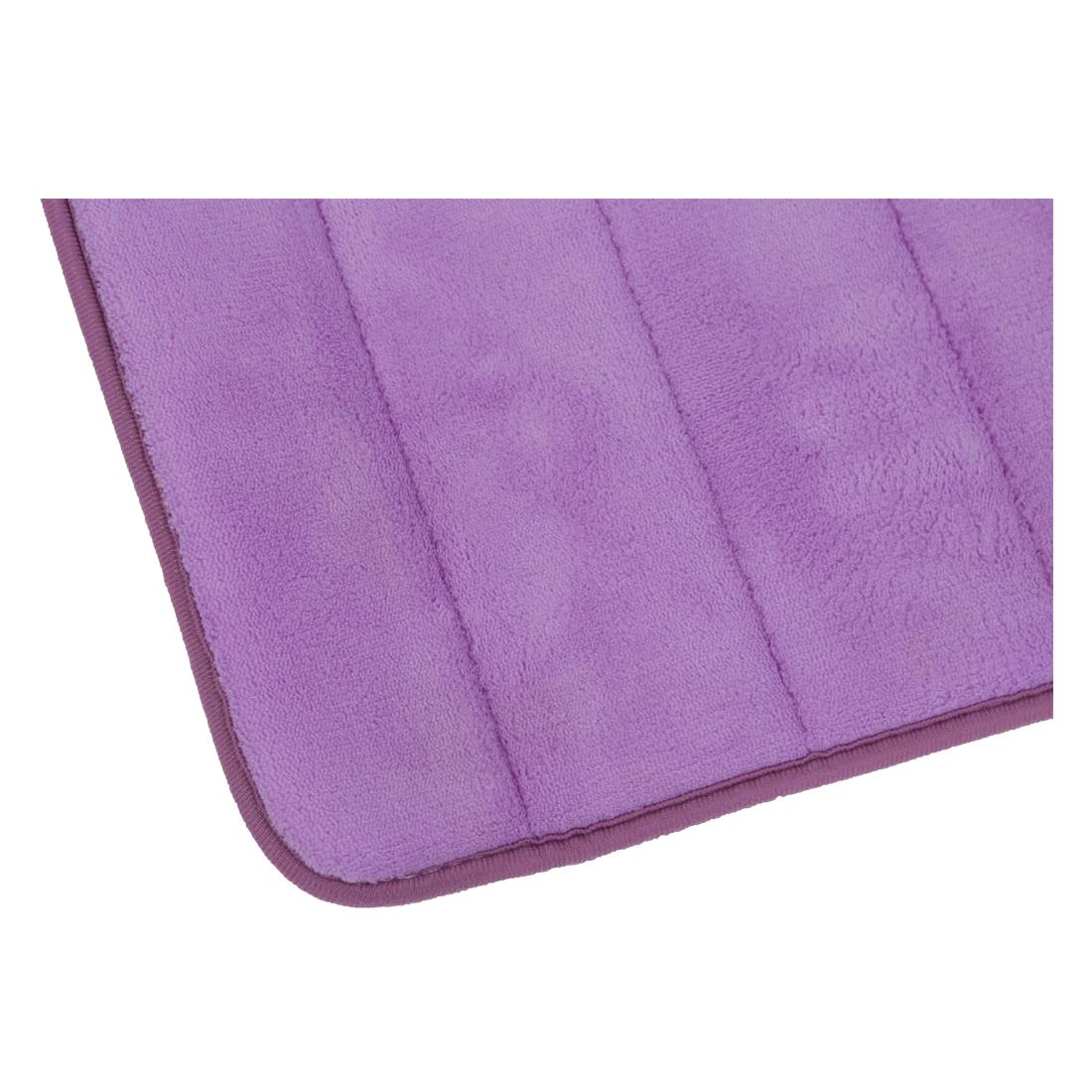 tapis de bain mousse a memoire antiderapant 50 80 coton absorbant super z5j8 ebay. Black Bedroom Furniture Sets. Home Design Ideas