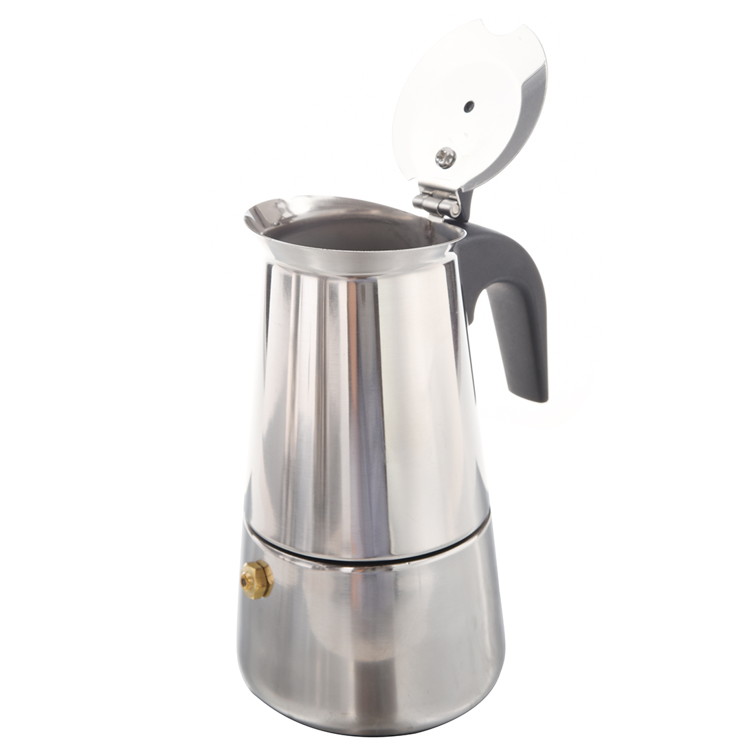 Coffee Maker With Percolator : 100ML Stainless Steel Coffee Maker Percolator Stove Top Pot WS eBay