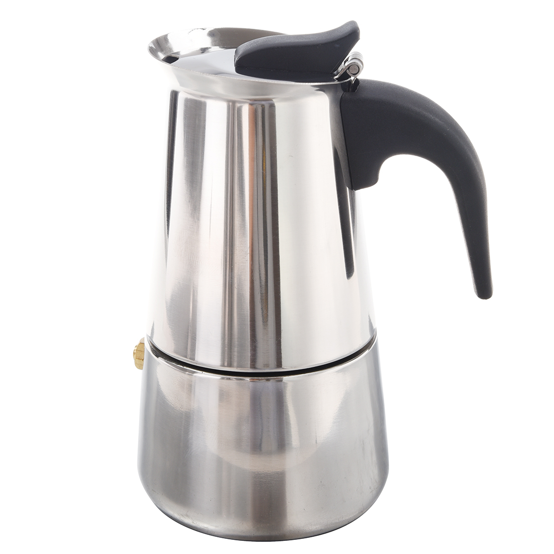 100ml Stainless Steel Coffee Maker Percolator Stove Top