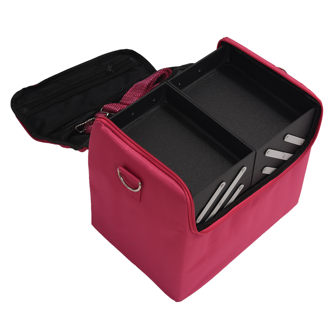 F8 Makeup Profeional Storage Beauty Box Travel Cosmetic