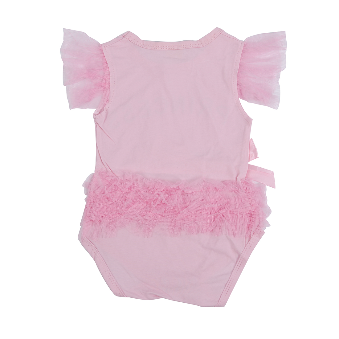 Hot Selling Baby Girl Clothes Cute Lovely Princess Pink