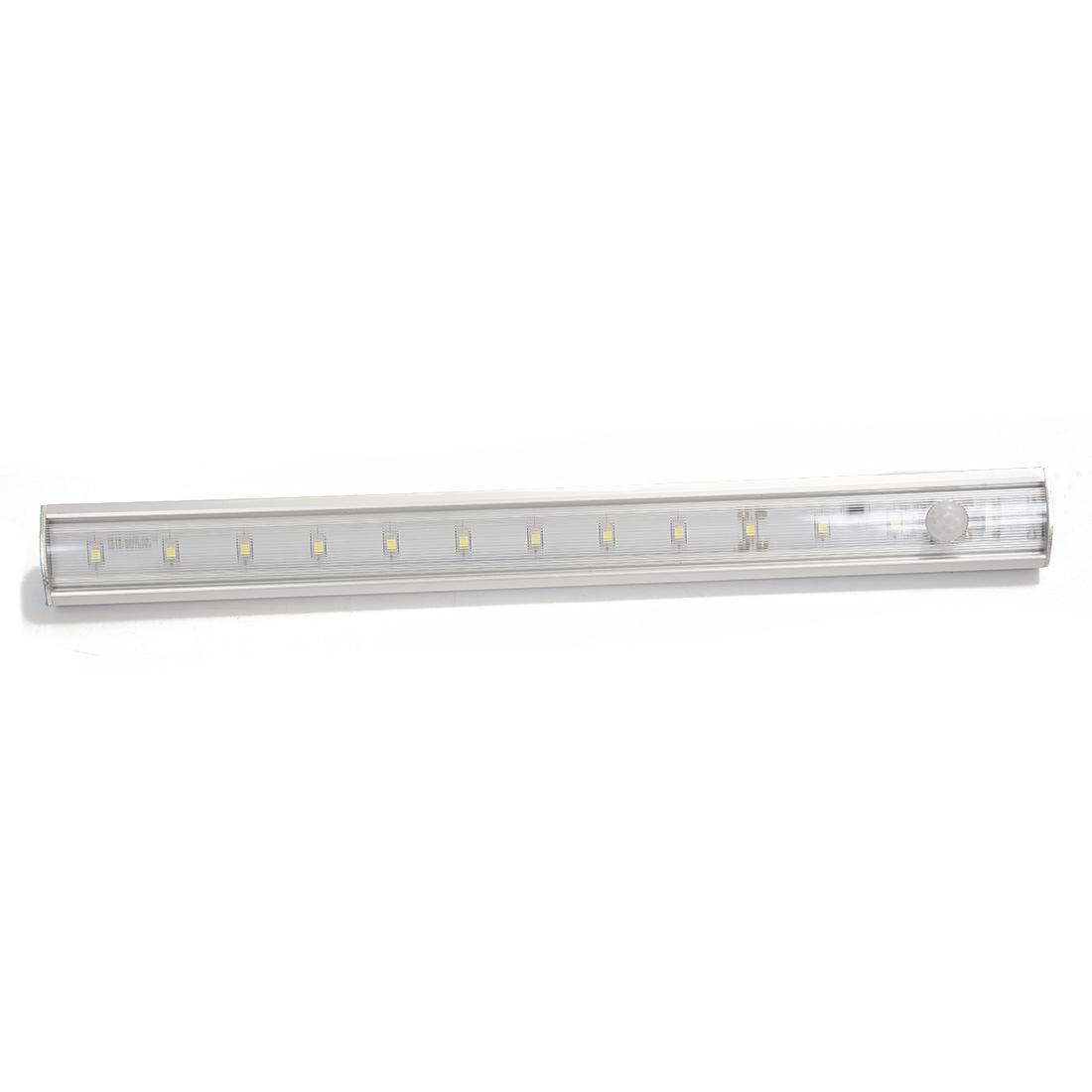 Led Motion Sensor Cabinet Drawer Night Light 30cm W8s7