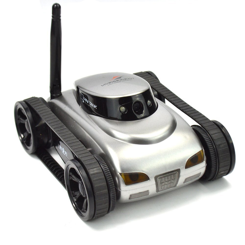 Iphone Rc Car With Camera